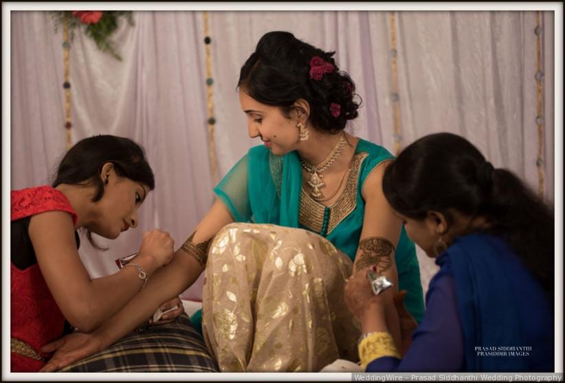 Prasad Siddhanthi Wedding Photography