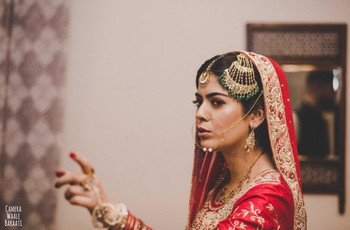 Complete Tutorial to Create the Perfect Pakistani Makeup for a Timeless Bridal Look