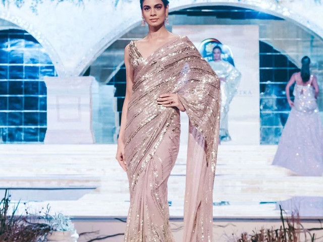 11 Modern Saree Designs That Must Make It to Your Trousseau
