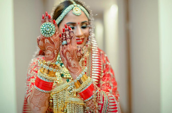 15 Personalised Full Hand Mehndi Designs Which Are to Die For