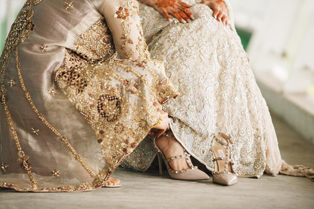 Indian Wedding Shoes to Make You Look Like a True Fashionista!