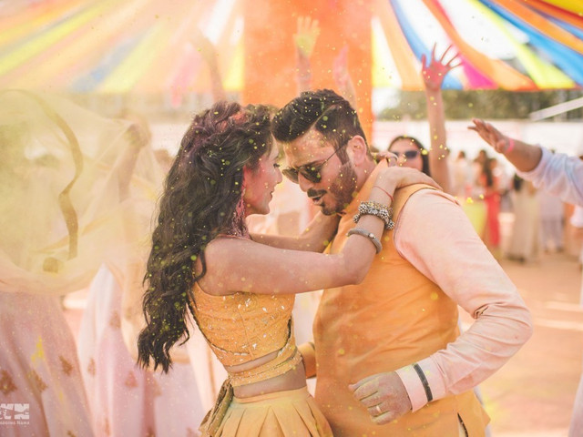 10 Evergreen Holi Songs to Have a Euphoric Celebration as Newlyweds