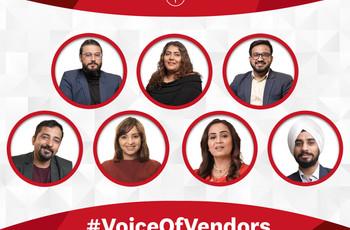 WeddingWire India Presents the #VoiceofVendors Series