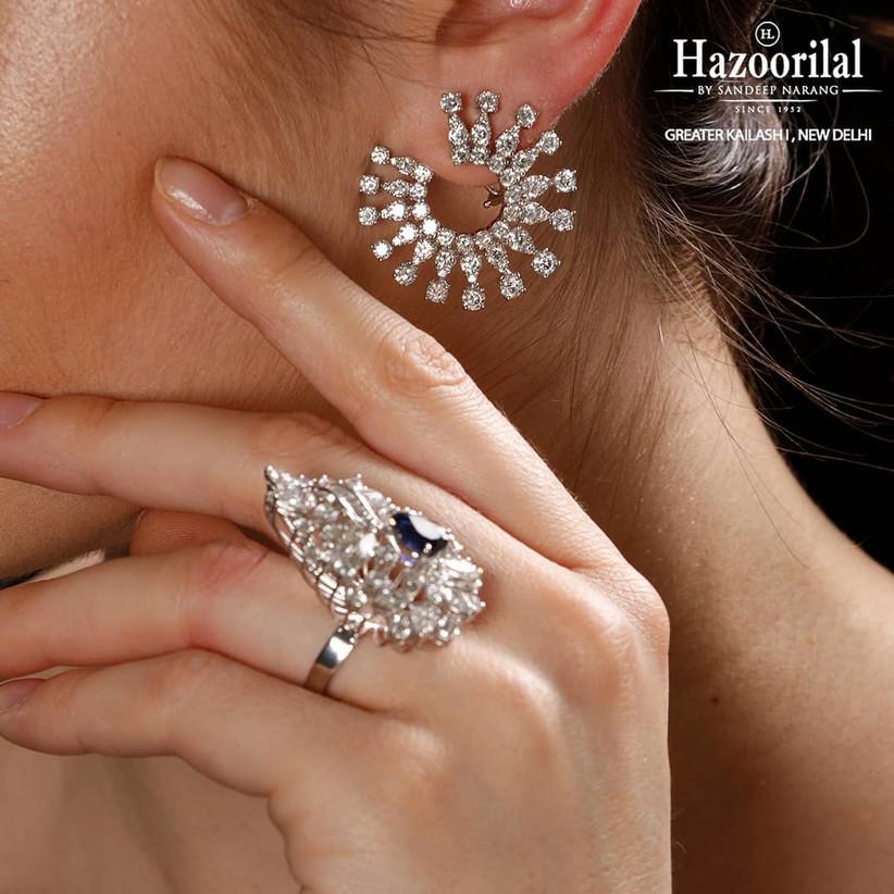 8 Timeless Diamond Jewellery Designs For This Wedding Season