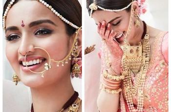 Deets On Royal Rajasthani Bridal Jewelry Set