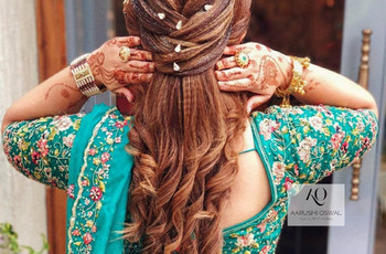 Easy Hairstyles For Long Hair You Could Flaunt At Weddings