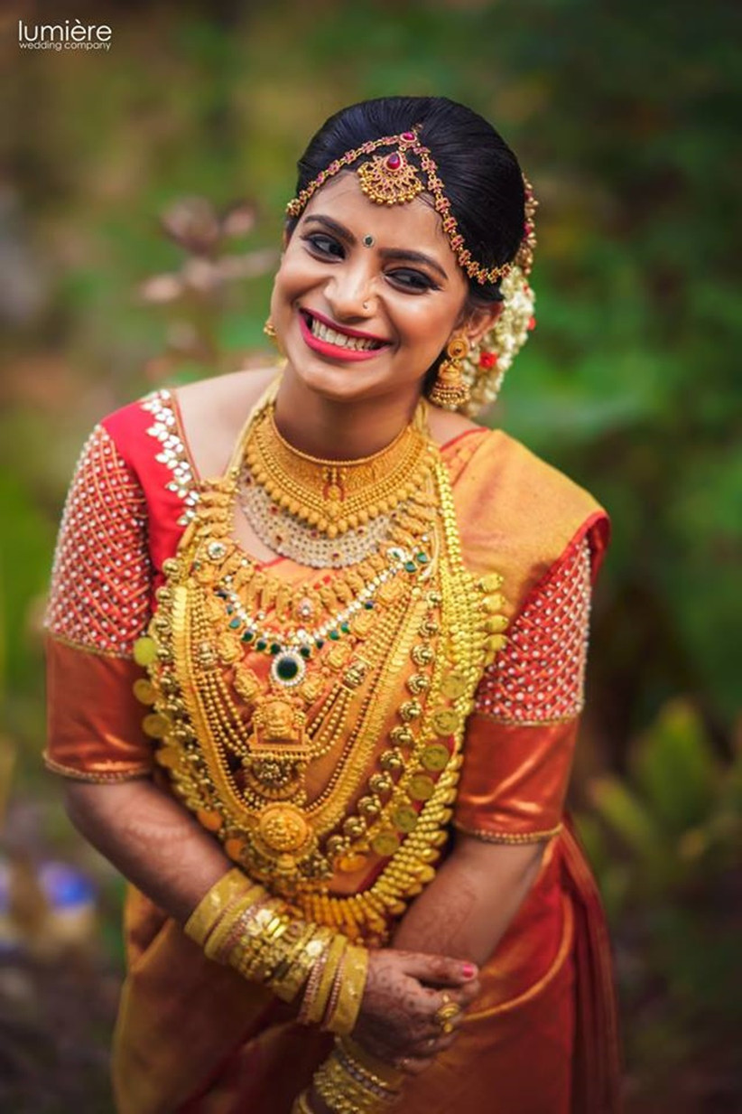 12 Traditional Kerala Wedding Jewellery Sets and the Trinket Tales That Make Each One, a Special ...