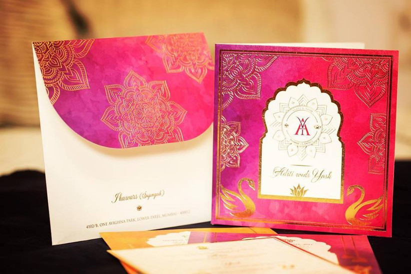 5 Breathtaking Marathi Wedding Card Designs For A Creative