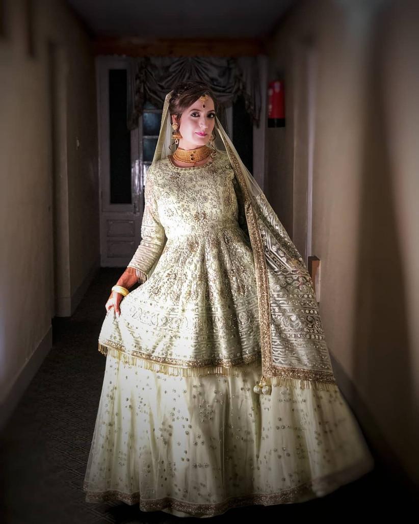 Top Pakistani Bridal Dresses To Look Your Elegant Best