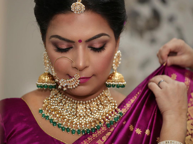 9 Flattering Blouse Neck Designs for Silk Sarees That Work Wonders With All Forms