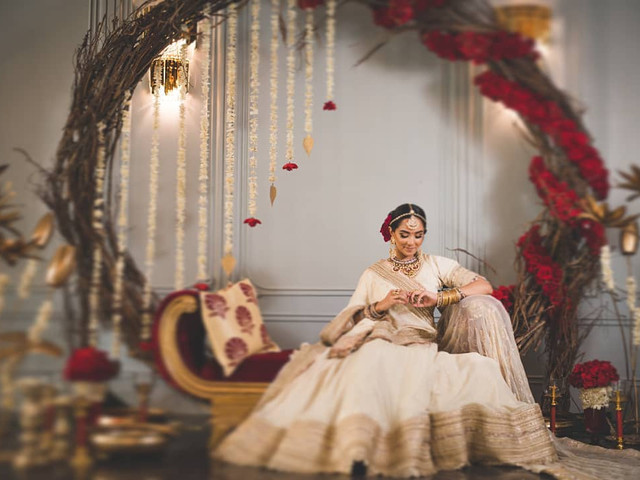 16 Colourful Designs of Bridal Lehengas to Inspire You for Your D-Day