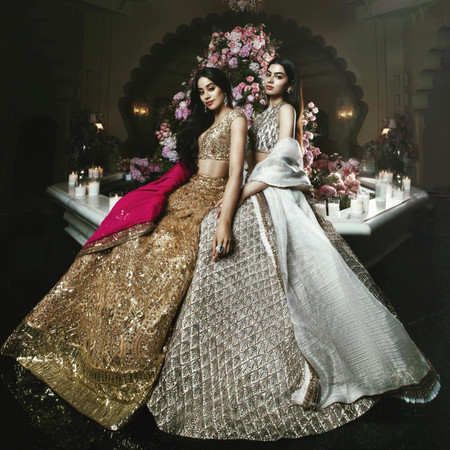 Pick a Manish Malhotra Lehenga Choli, Buy Online and Never Look Back!