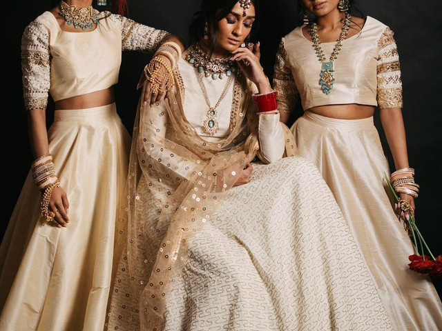 Latest White Lehenga Designs to Make You Look Breathtaking