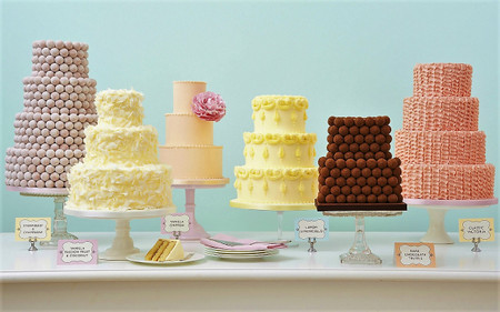 10 Wedding Cake Designs That We Know Are the Prettiest Ones You've Ever Seen!