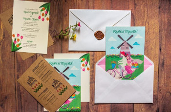 Creative Wedding Card Templates & Tips: Diy for Your Own D-Day