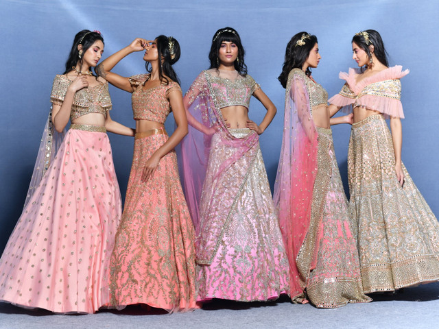 "Suneet Varma Unravels His Collection ""Timeless by Suneet Varma"" at the FDCI India Couture Week 2020"