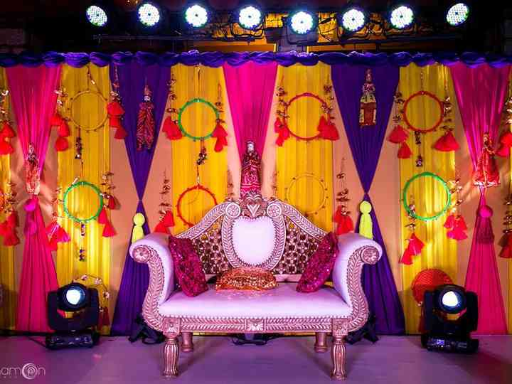 Nail Your Wedding Stage Design With These 15 Stunning Decoration Ideas