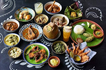 Bengali Food - Appetizers to Desserts, for a Big Fat Wedding Menu