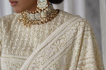 Regal Chikankari Lehengas for the Brides & Bridesmaids to Pick Right