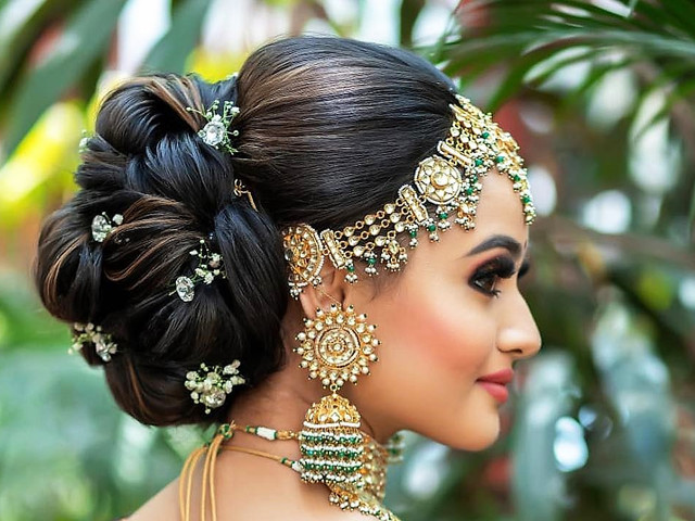 Juda Hairstyle for Saree Step by Step: the Only Guide You ...