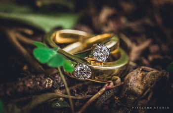 Gold Couple Rings For Engagement For The Perfect Match