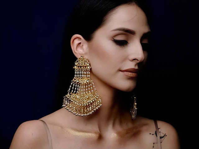 Stylish Earrings Images That Are Giving Us Major Wedding Vibes