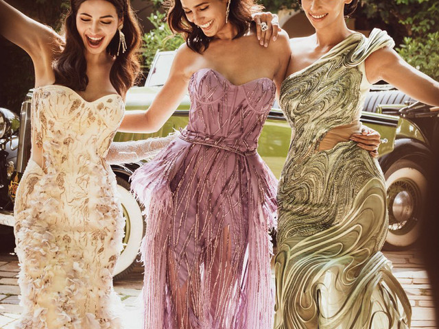 8 Latest Gown Design Images to Sizzle the Party With