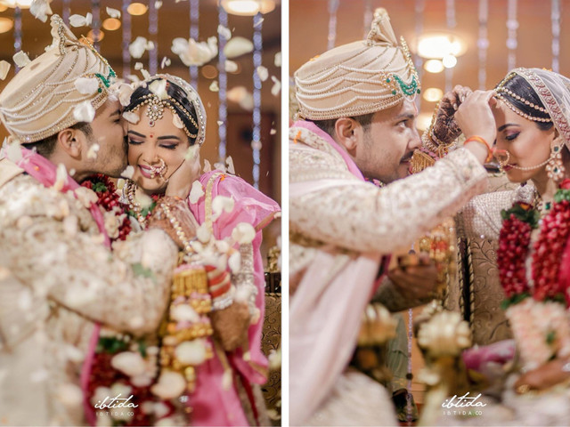 Aditya Narayan Marries His Longtime Beau Shweta Agarwal