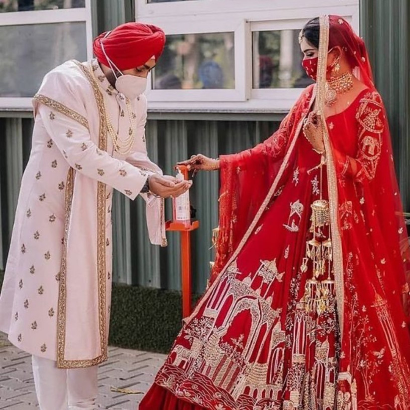 Weddings in covid