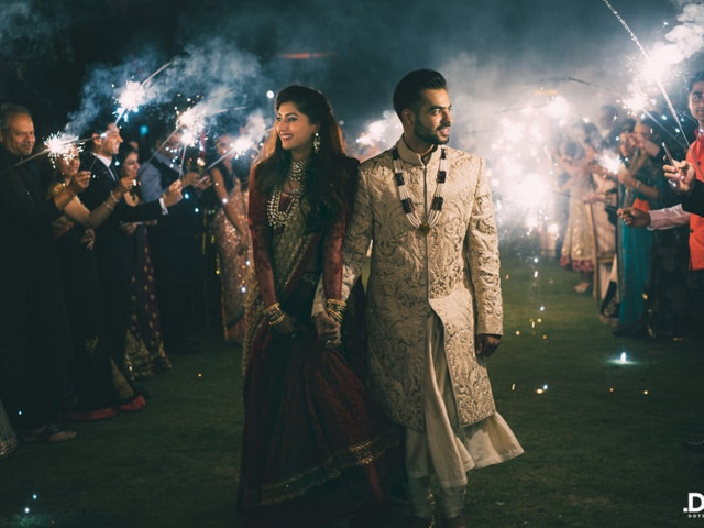 A Creative Guide for Making an Indian Wedding Night Less Awkward and More Memorable