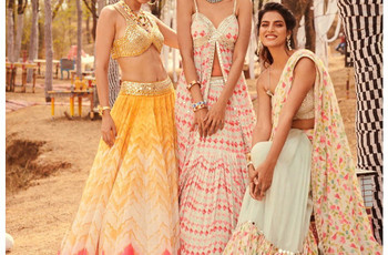 Guide on Bridesmaid Outfits Inspired by Our Bollywood Divas
