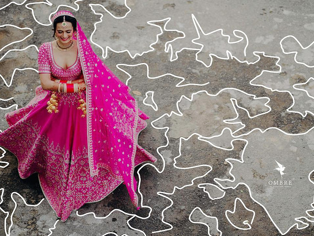 Dreamy Pink Lehenga Designs We Just Can't Stop Swooning Over