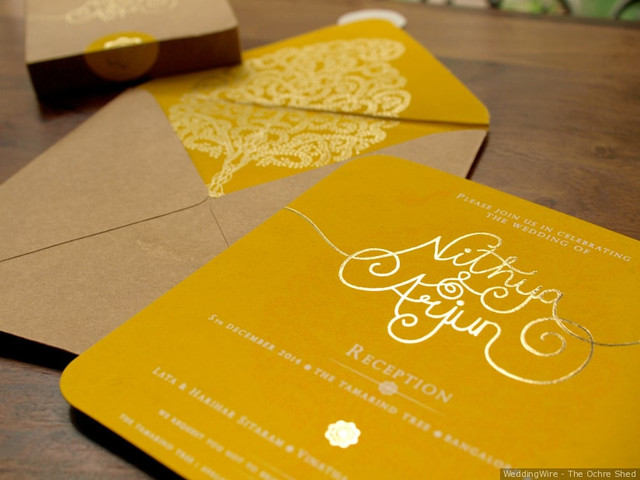 How To Pen Wedding Card Matter in English That Clicks with All Guests