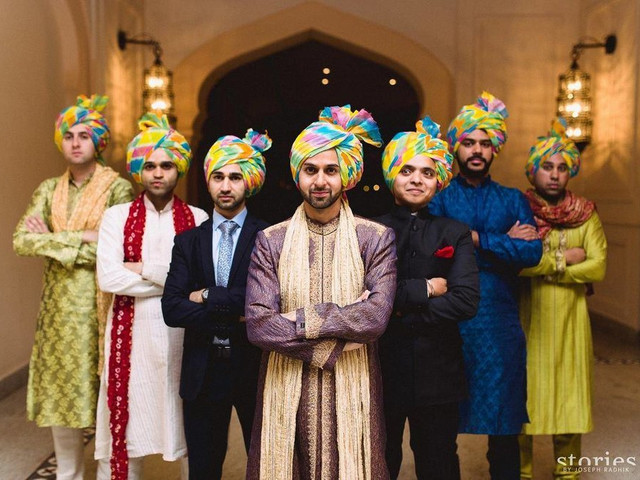 10 Types Of Turbans For Indian Grooms Who Want To Nail That Traditional Look For Their Wedding