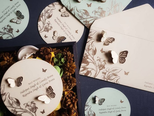The Only Set of Christian Wedding Cards You Need to Check Out to Make That First Impression