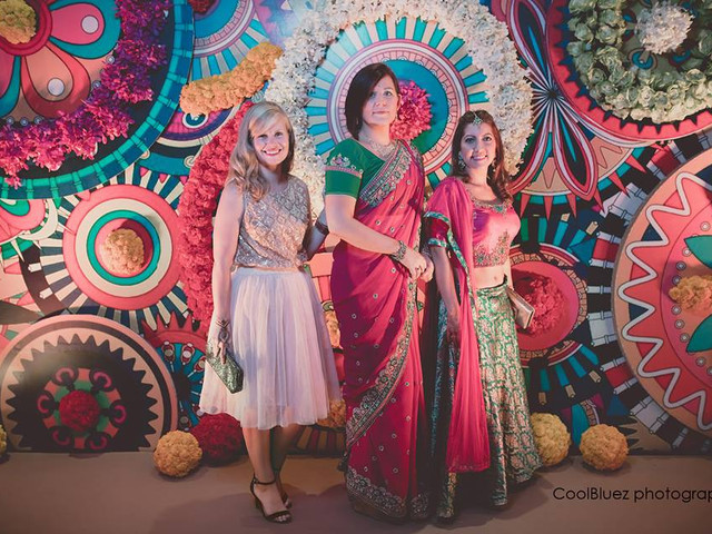 Flaunt These Indian Wedding Party Dresses at the Next Event