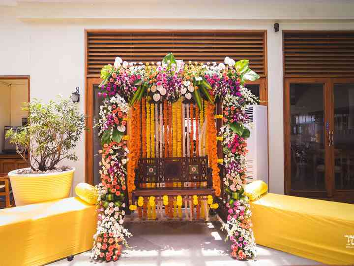 8 Amazing Wedding Home Decoration Ideas That Are Pretty Lit
