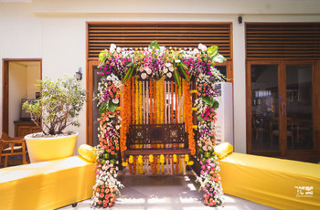 8 Amazing Wedding Home Decoration Ideas That Are Pretty Lit!