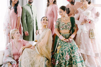 Indian Family Photos Any Wedding Album is Incomplete Without
