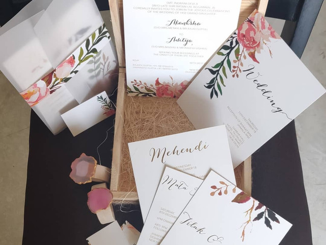 Need to Know About the Right Wedding Invitation Format? Then This Is the Only Guide You Need