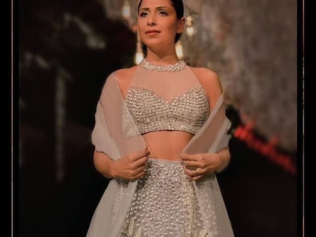 8 Manish Malhotra Wedding Lehengas for the 'it' Bride