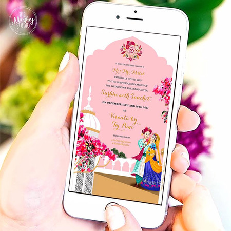 Digital Wedding Invitations and Why Modern Couples Prefer Them