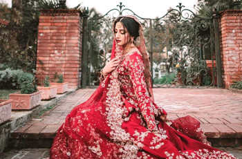 Find Wedding Dupatta Designs for Every Budget on These Websites!