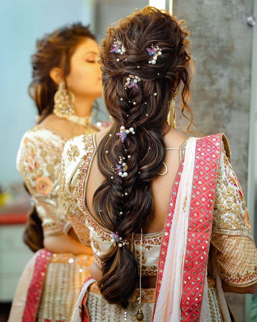 party hair style for girls