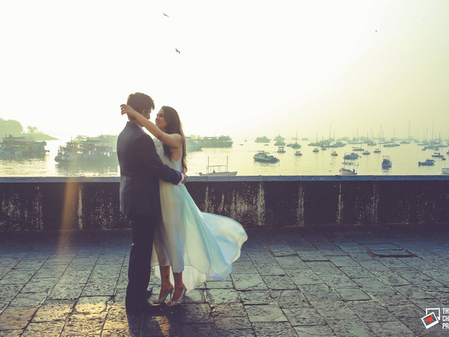 7 Historical Places in Mumbai Guaranteed To Add A Starry Appeal To Your Pre-Wedding Shoot Here