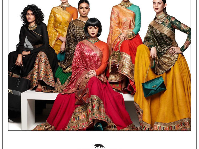 Sabyasachi's Summer 2020 Edit is a Dream-come-true Collection & How