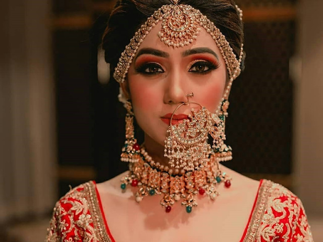 10 Dulhan Jewellery Image Inspirations for Your Perfect Bridal Look