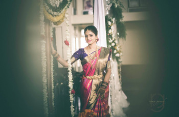 This Is How You Can Get a Perfect Malayali Bridal Look in Time Before Your Big Day