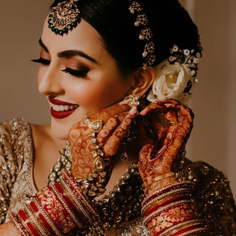 Kajol R Paswwan Bridal Makeup Artist