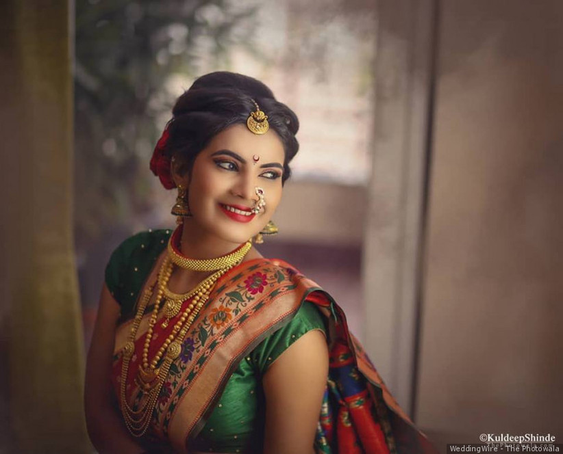 The Only Guide Of Marathi Makeup That You Need To See Before